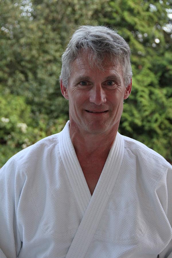 Steve Watson - Aikikai